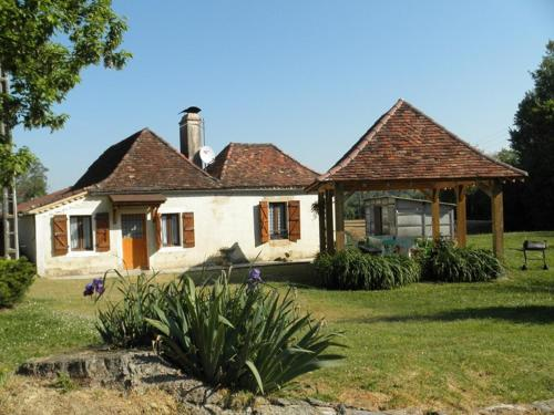 Holiday home Moulin de Cauhape : Hebergement proche d'Auga