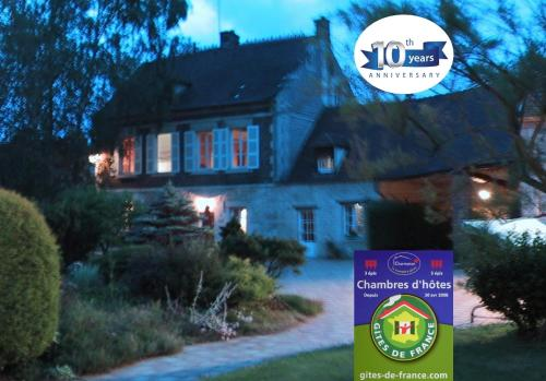 The Water Mill : Chambres d'hotes/B&B proche de Saint-Vaast-de-Longmont