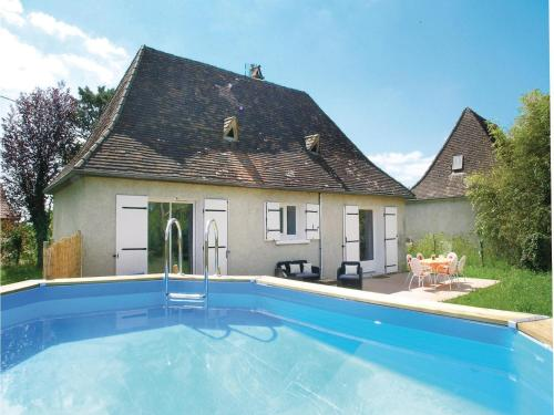 Holiday home La Douze *LXXV* : Hebergement proche de Lacropte