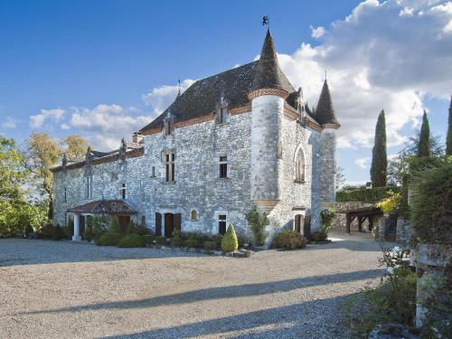 Chateau Martinus : Hebergement proche de Saint-Romain-le-Noble