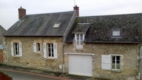 Aux Reves Picards : Chambres d'hotes/B&B proche d'Aizy-Jouy