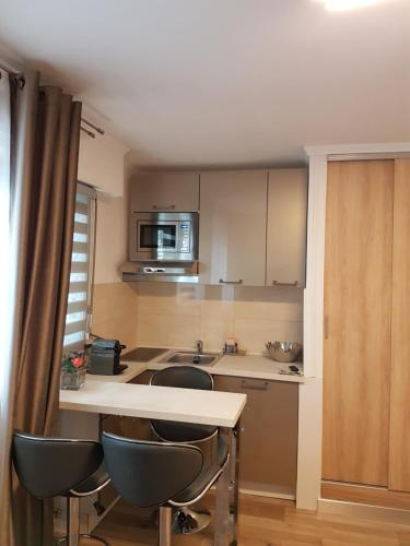 Appart-hotel Geneva Residence : Appartement proche d'Ambilly