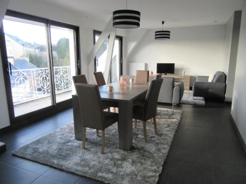 Villa Marinah Stella : Appartement proche d'Auray