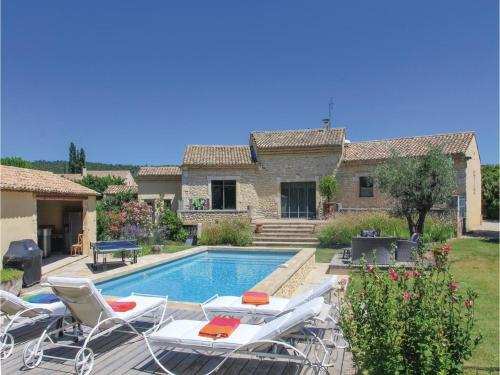 Four-Bedroom Holiday Home in Solerieux : Hebergement proche de Clansayes