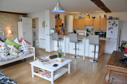 At the heart of the OVERLORD's beachs : Appartement proche de Commes