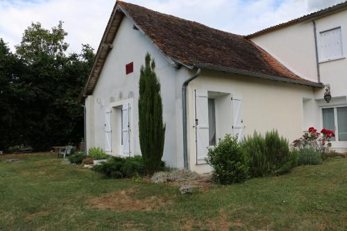 Holiday home Lieu dit La Borde : Hebergement proche d'Escoire