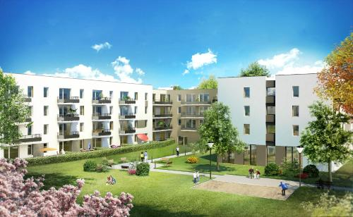 Domitys L'organdi : Appartement proche de Battenheim