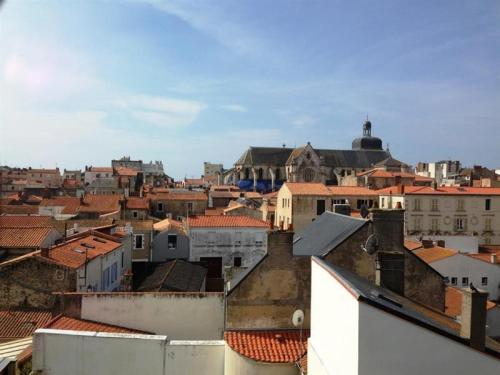 Apartment Appartement t2 en centre ville : Appartement proche de Les Sables-d'Olonne
