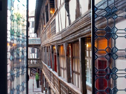 Cour du Corbeau - MGallery by Sofitel : Hotel proche de Strasbourg