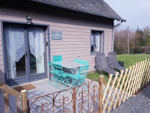 Holiday home Cremanville - 2 : Hebergement proche d'Ablon