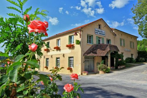 Le Lion d'Or : Hotel proche de Grun-Bordas