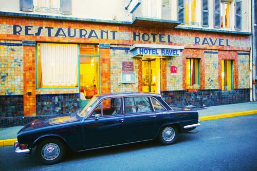 The Old Hotel Ravel Centre : Hotel proche de Clermont-Ferrand