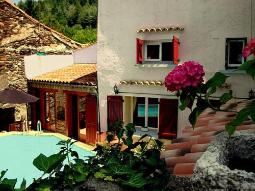 Holiday home Cuxac-Cabardès : Hebergement proche de Villardonnel