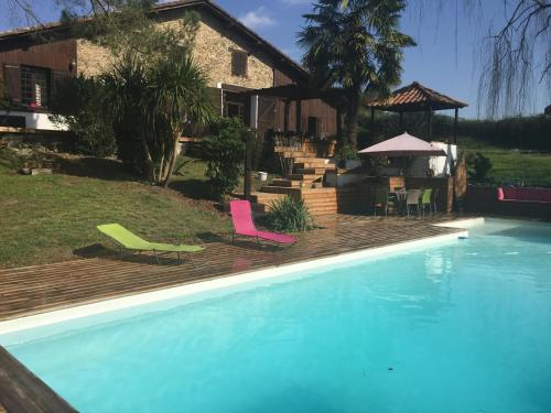 Holiday home Route de Hounious : Hebergement proche de Saint-Pandelon