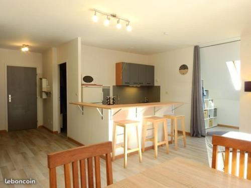 Le Saint Antoine : Appartement proche de Hermillon