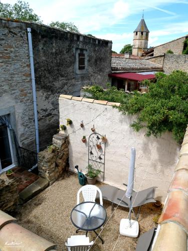 Millepetit Cottage by the Canal du Midi : Hebergement proche de Floure