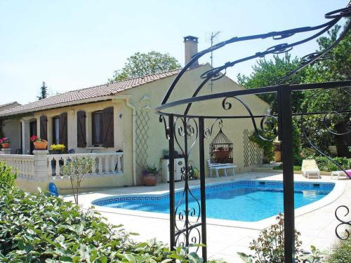 House in a quiet area of the charming village of Coulobres : Hebergement proche d'Espondeilhan