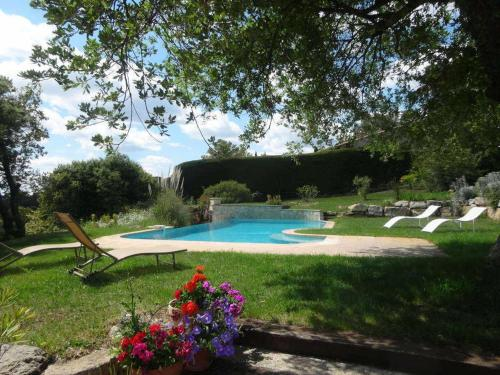 Holiday villa with private pool - Haut Var - Provence : Hebergement proche d'Ampus