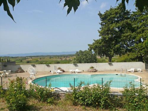Stone house in an active wine estate : Hebergement proche de Saint-Couat-d'Aude