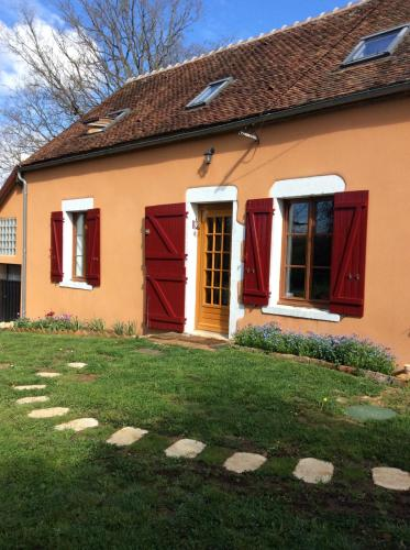 Holiday home Le moulin bleneau : Hebergement proche de Saint-Amand-en-Puisaye