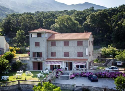 Carte Corse Barbaggio.Barbaggio Carte Plan Hotel Village De Barbaggio 20253