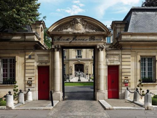 Saint James Paris : Hotel proche du 16e Arrondissement de Paris