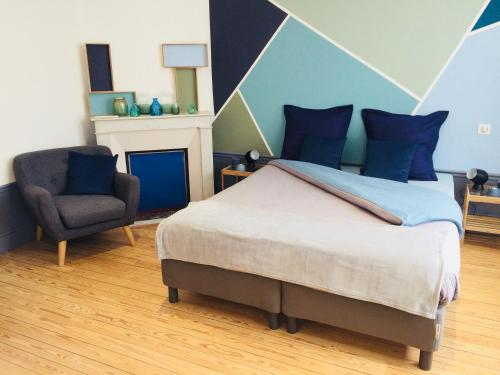 Chambres d'hotes Les Nuits Pastel : Chambres d'hotes/B&B proche d'Omissy