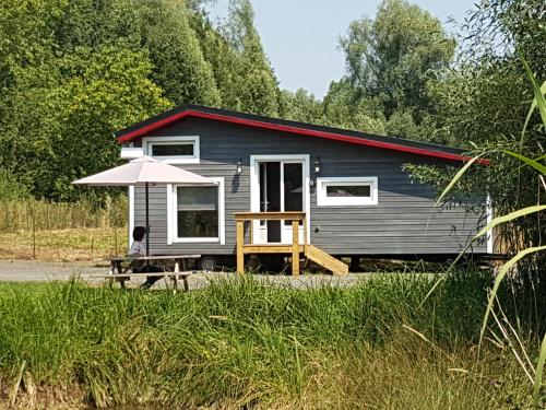 Tiny house : Hebergement proche de Sailly-le-Sec