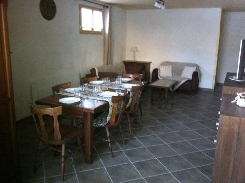 Bourg St Maurice 6 pers : Appartement proche de Bourg-Saint-Maurice