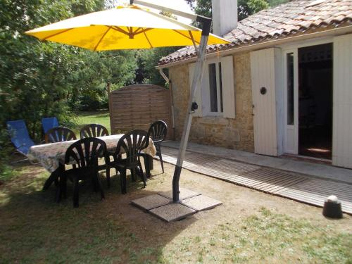 Holiday home Route de Saint-Gaux : Hebergement proche de Saint-Germain-d'Esteuil