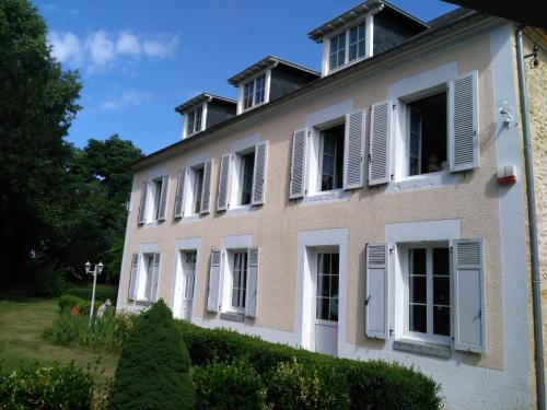 Les Ombrages : Chambres d'hotes/B&B proche de Brullemail