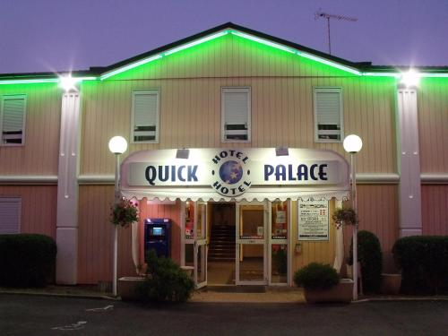 Quick Palace Auxerre : Hotel proche d'Appoigny