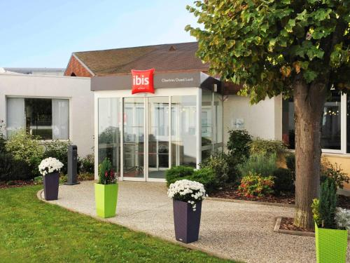 ibis Chartres Ouest Luce : Hotel proche de Mittainvilliers