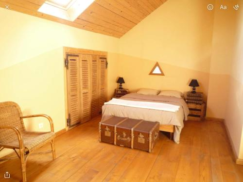 Villanath 4 : Chambres d'hotes/B&B proche de Billiat