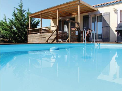 Holiday home Tuchan 56 : Hebergement proche de Paziols