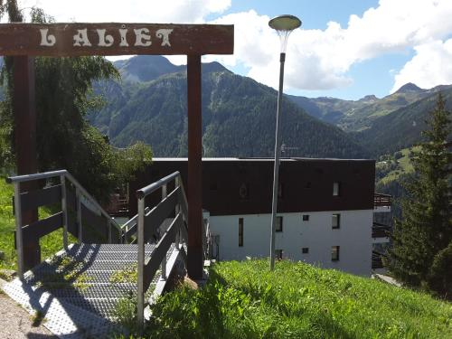 Aliet : Appartement proche de Peisey-Nancroix