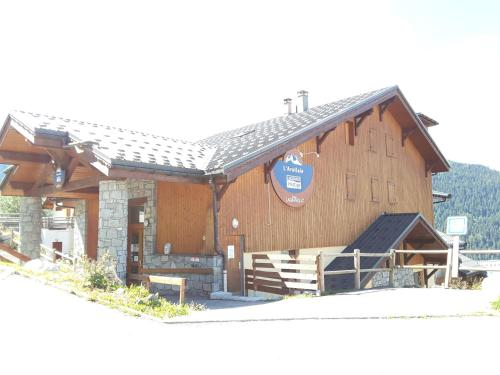 Arollaie : Appartement proche de Peisey-Nancroix