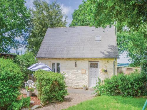 Two-Bedroom Holiday Home in Ruffiac : Hebergement proche de Saint-Laurent-sur-Oust
