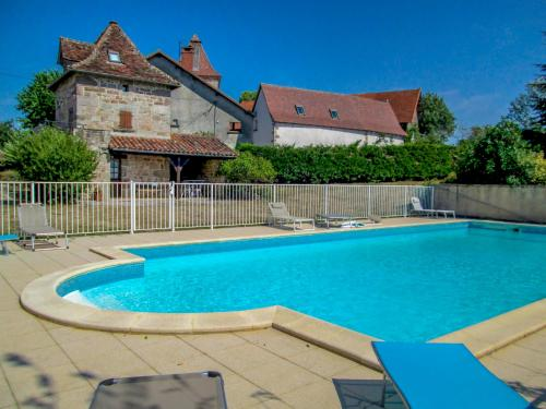 Holiday Home Le Pigeonnier : Hebergement proche de Saint-Jean-Lagineste