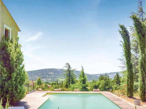 Four-Bedroom Holiday Home in St. Etienne Les Orgues : Hebergement proche de L'Hospitalet