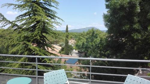 Nid de verdure - Air Rental : Appartement proche de Prades-le-Lez