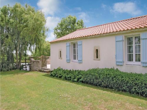 Holiday Home Le Riquet II : Hebergement proche de Saint-Denis-du-Payré