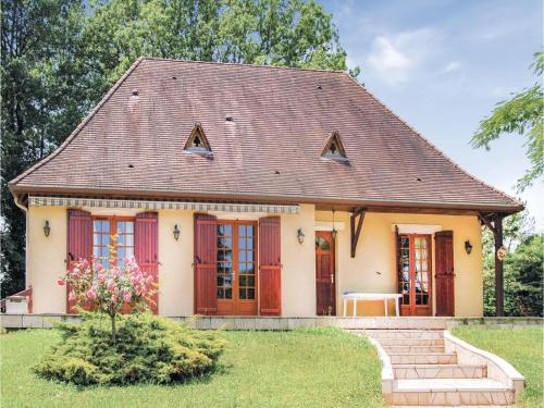 Holiday Home Lautherie Haute : Hebergement proche d'Escoire