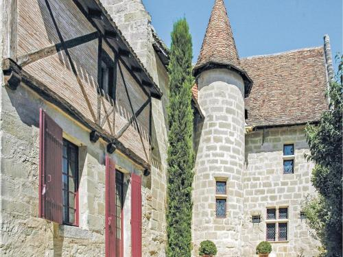 Holiday home Le Bourg III : Hebergement proche de Longueville