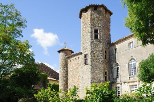 Cesseras Chateau Sleeps 18 Pool WiFi : Hebergement proche de Cesseras