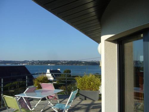 Holiday home Route de Porz Keralliou : Hebergement proche de Le Relecq-Kerhuon