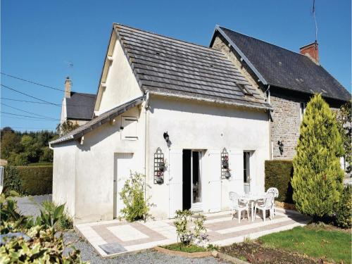Holiday home Le Bourg : Hebergement proche de Hocquigny