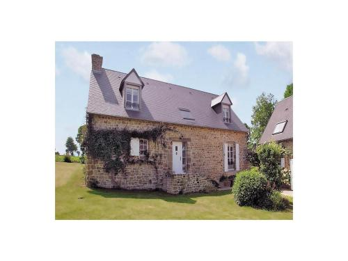 Holiday home Route du Haut Pignon : Hebergement proche de Sartilly