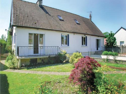 Holiday Home Regniere Ecluse Rue Du Campigneuls : Hebergement proche d'Arry