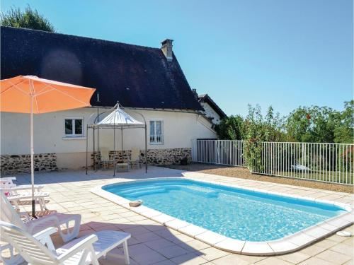 Holiday Home Torsac - 09 : Hebergement proche de Sarrazac